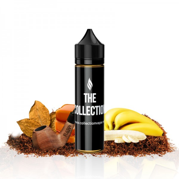 Banana Blend Muz Tütün Likit